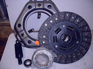 Ford 2031 2100 2110 2111 2130 2131 Tractor Clutch 9