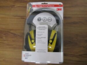 3m Worktunes Hearing Protector W Am Fm Digital Radio Black yellow 90541 4dc