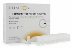 Lumeon Tympanic Thermometer Probe Cover Case Of 2112
