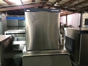 Scotsman Nugget sonic Style Ice Machine 1300 Lb