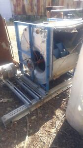 Hvac Large Air Mover Fan 3 Phase 7 5 Hp
