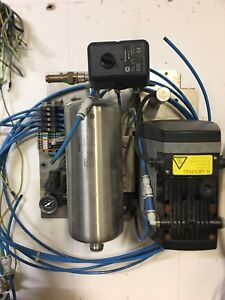 Jun air 230v Air Compressor Setup