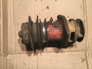 Case Dc Tractor Water Pump And Pulley