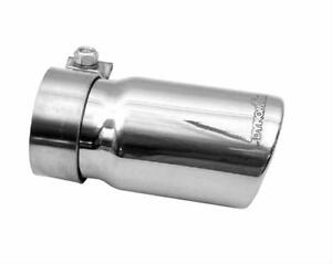 Dynomax Performance 36472 Exhaust Tip Singleclamp On Stainless 2 75in Inlet 4 In