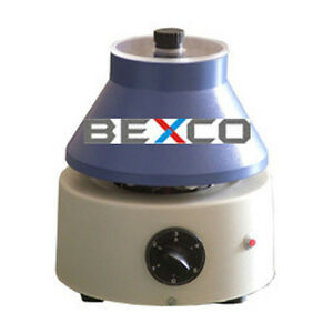 Blood Centrifuge Machine 220v 3500rpm 5 Speed Regulator By Brand Bexco Free Ship
