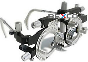 Top Quality Ent Optician Trial Frame Adjustable Rotating By Bexco Free Ship