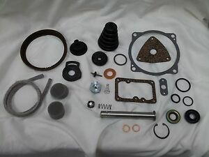 1957 58 Mercury 1958 Edsel Bendix Treadle Vac Major Rebuilding Kit