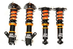 Clearance Sf Racing 32 Way Adjustable Sport Coilovers Damper For Fr S Brz 12 17