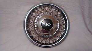 1989 93 Buick Riviera Wire Hubcap