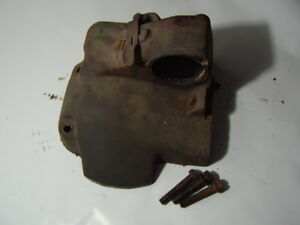 Vintage Fairbanks Morse 3hp Stationary Engine Style C 868866 Crank Case Cover