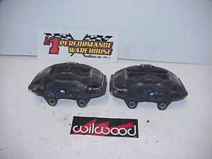 2 Wilwood Superlite 4 Piston Aluminum Left Right Brake Calipers 120 3191 Jr6