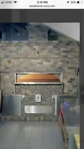 Wood Stone Firedeck 9660 Pizza Oven