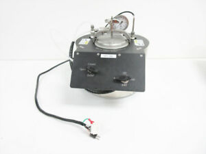 Biolytic Lab Performance Pressure Chamber 100 Psi 1 Gallon 120v Original