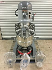 Hobart 60 Qt Mixer 115volt single Phase 2 Horsepower