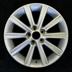 17 Inch Toyota Camry 2012 2013 2014 Oem Factory Original Alloy Wheel Rim 69603