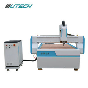 1325 4x8 Automatic Tool Changer 9kw Usb Atc Cnc Router Automatic Tools