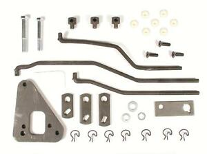 Hurst Shifters Shifter Installation Kit Competition Plus Top Loader 433 Ford Kit
