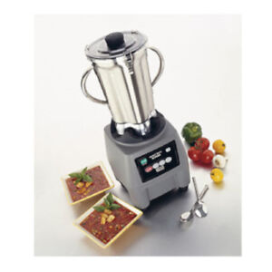 Waring Cb15 Heavy duty Countertop Food Blender With 1 gallon Capacity