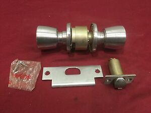 Schlage 80 Series Grade 1 Institutional Knobset Parts Unit Locksmith