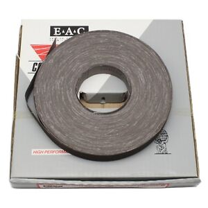 Eac 25mm X 50m Aluminium Oxide Emery Cloth Roll Coil Grade 120g