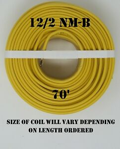 12 2 Nm b X 70 Southwire romex Electrical Cable