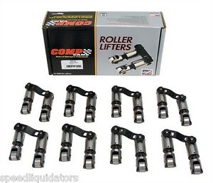Comp Cams Endure X Bbc Solid Roller Lifters 300 Tall Street Marine 866 16