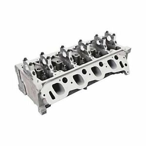 2 Trick Flow Twisted Wedge Track Heat 185 Cylinder Head For Ford 4 6l 5 4l 2v