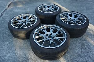 Dinan Bbs Ch r 19 Wheels With Michelin Pilot Super Sports For Bmw