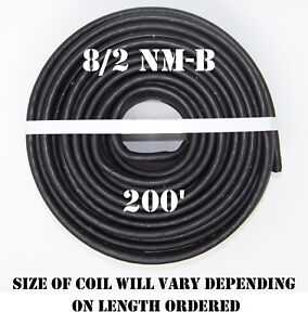 8 2 Nm b X 200 Southwire romex Electrical Cable