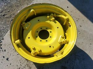 28 Inch Rear Tractor Wheel One Spin Out Or One Stamped