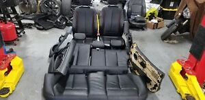 2011 2015 Bmw 335i F30 3 0l Front Rear Seat W Door Interior Panel Set Oem