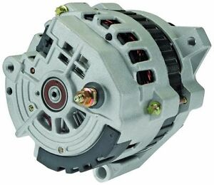 High Output 200 Amp New Alternator Chevy Camaro Caprice Pontiac Firebird