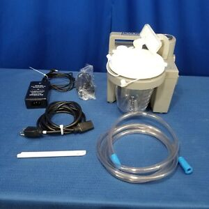 Devilbiss Medical Vet Dental Portable Suction Aspirator Vacuum Pump 7305p d