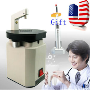 Dental Laser Pindex Drill Driller Machine Pin System Unit Lab Equipment Dentist