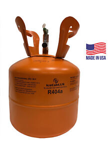 R404a R404 R 404 404a Refrigerant 7 5lb Factory Sealed And Full