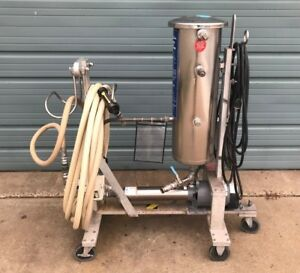 Strahman M 6000 Portable Food Grade Cleaning System