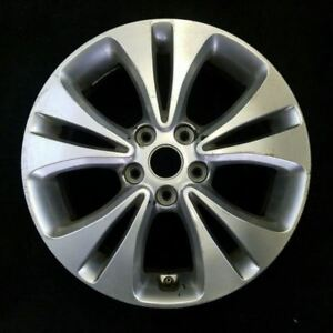 17 Inch Kia Soul 2014 2015 Oem Factory Original Alloy Wheel Rim 74693a