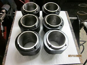 Corvair Corsa Spyder 140 H P 180 H P Turbo Big Bore Cast Iron Cylinders
