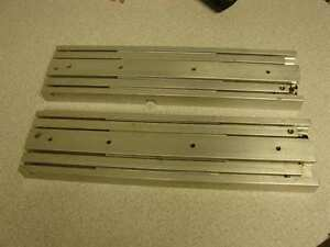 Linear Slide Bearing Locking 2 Lock Positions Pair 14 X 3 5 X 1 27 Extend
