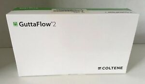 New Coltene Gutta Flow 2 Two One Cold Flowable Obturation System Root Canals