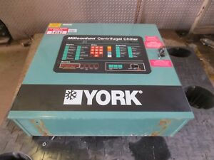 York Chiller 371 01735 002 Millennium Centrifugal Chiller