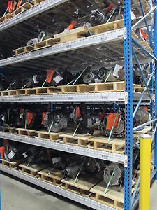 2000 Honda Accord Automatic Transmission Oem 121k Miles lkq 197801303