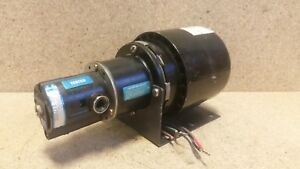 Tuthill Pump P Series Assembly P9949c 115 230vac 1 50hp tested Good S3