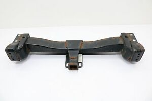 2003 2009 Hummer H2 Rear Trailer Hitch Tow Crossmember Reciever Bar Oem