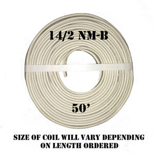 14 2 Nm b X 50 Southwire romex Electrical Cable