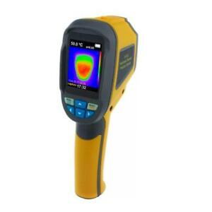 Precision Infrared Thermometer Imager Ht 02d Protable Thermal Imaging Camera Fz