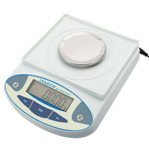 300g 0 001g Portable Digital Balance Laboratory Scale Lab Analytical Weighing