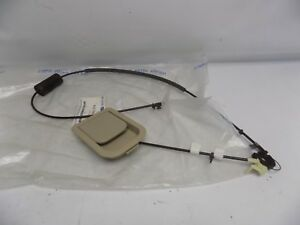New Oem 2007 2014 Ford Expedition 2nd Row Back Left Seat Release Handle Cable