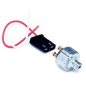 Painless Wiring 80174 Low Pressure Brake Light Switch 1 8npt With Pigtail