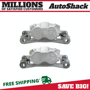 Front Brake Caliper Pair For 1999 2002 2003 2004 Ford F 350 F 250 Super Duty